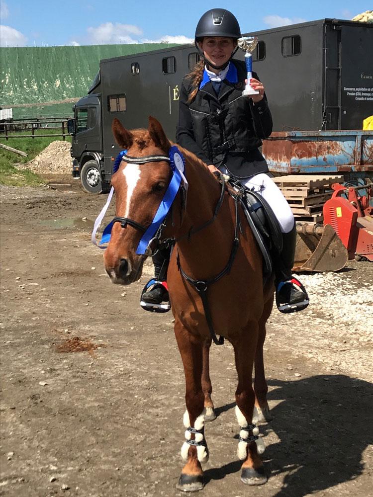 Championnats Lamotte-Beuvron 2019, Poney Club de Lamorlaye