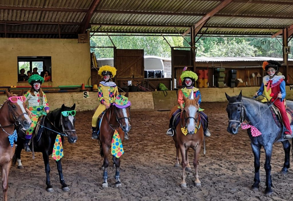 Equifun, Poney Club de Lamorlaye