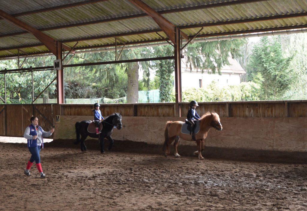 Equipe, Ecole d'équitation de Lamorlaye