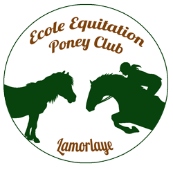 Logo Poney Club Lamorlaye