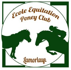 Logo Poney Club Lamorlaye